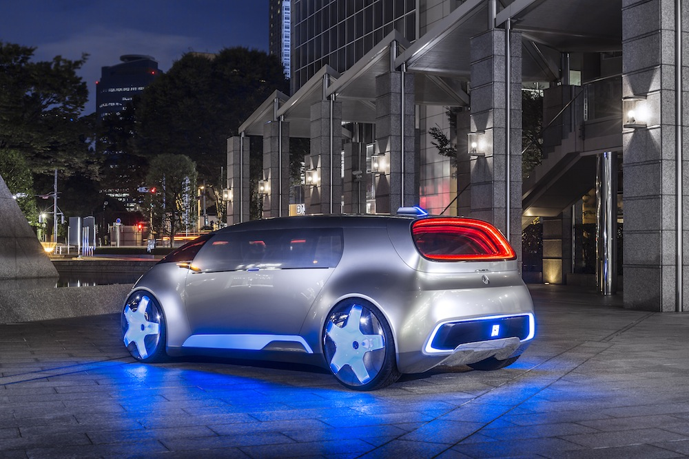 Mercedes-Benz Concept Tokyo 2015