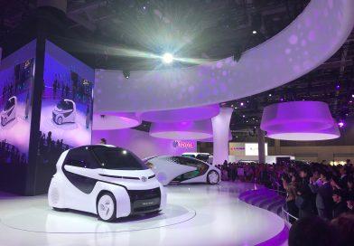 動画レポート // 東京モーターショーが見せたモビリティの未来