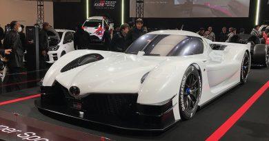 ハイブリッド搭載でV6 2400ccで1000ps!トヨタ GAZOO Racingが「GRスーパースポーツコンセプト」を公開