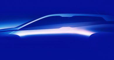 BMWが2021年投入のEV「iNEXT」のデザインコンセプトを公開