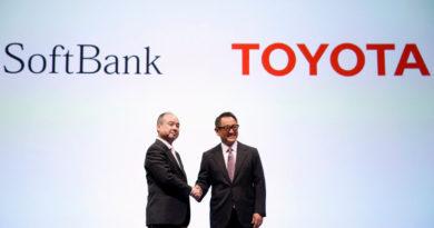 トヨタ、ソフトバンクが新会社を設立。モビリティサービスの共同事業化へ