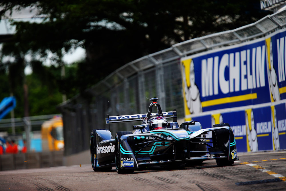 2016/2017 FIA Formula E Championship. Hong Kong ePrix, Hong Kong, China. Sunday 09 October 2016. Photo: Andrew Ferraro/LAT/Formula E ref: Digital Image F89P9155